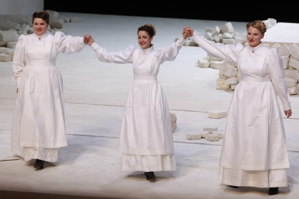 Ariadne auf Naxos - Staatsoper Berlin