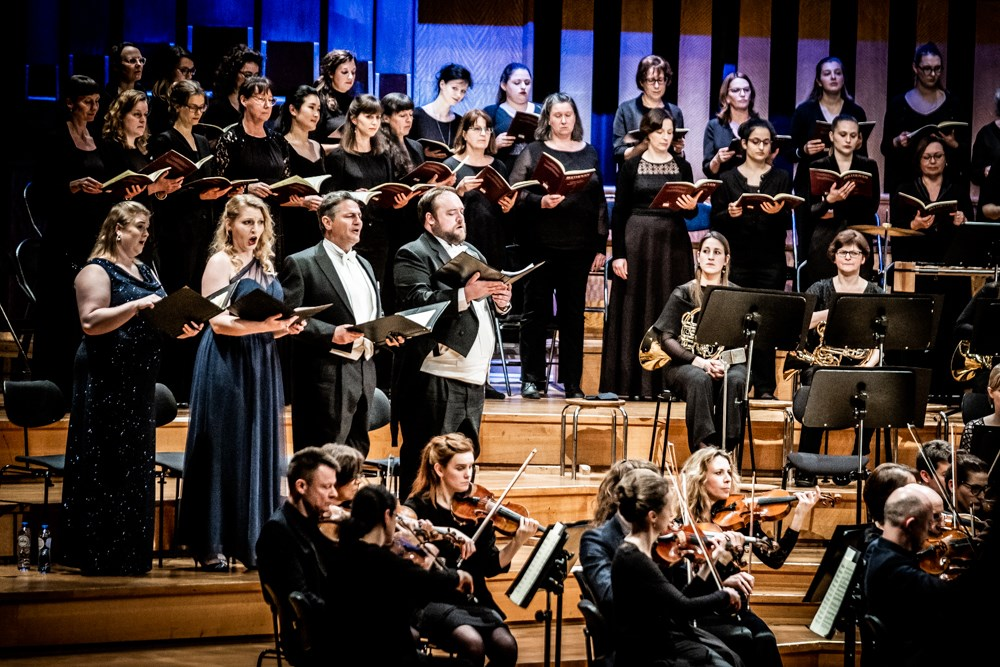 Beethoven's IX. Symphonie - Brussels Philharmonic