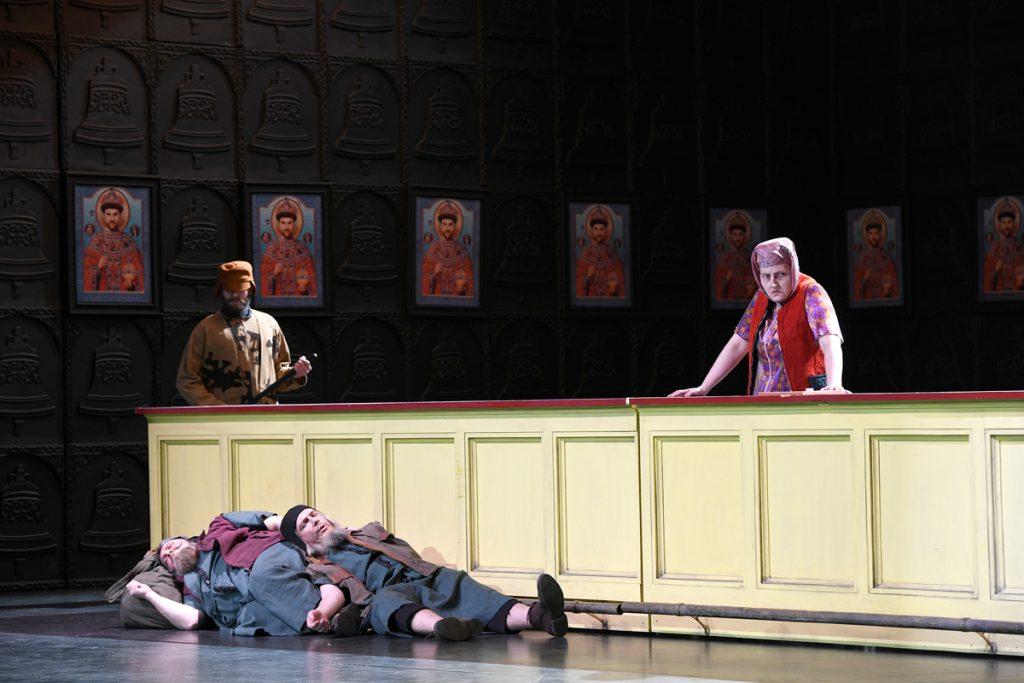 Boris Godunow - Deutsche Oper Berlin