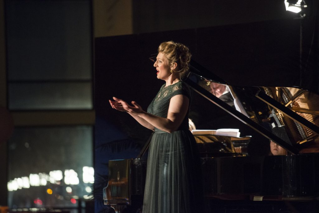 Lieder und Dichter - Deutsche Oper Berlin