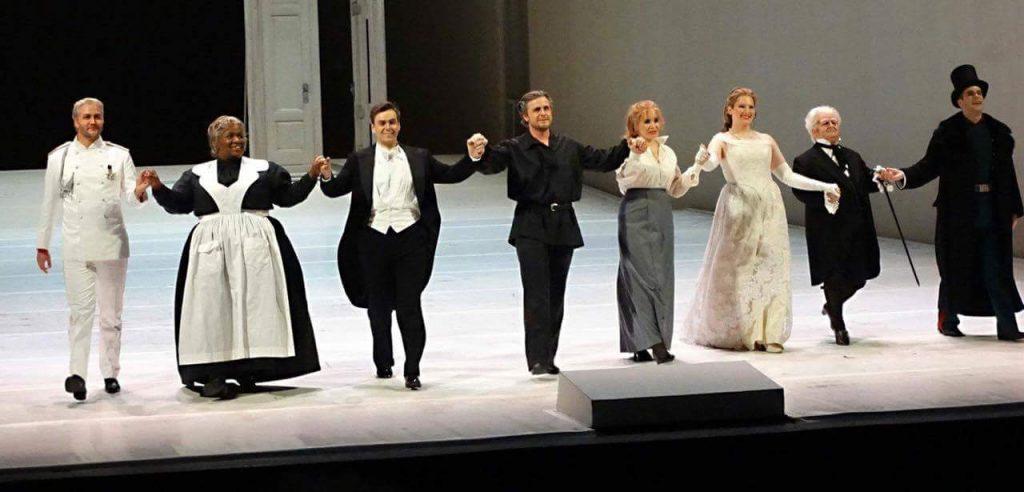 Eugene Onegin - Deutsche Oper Berlin