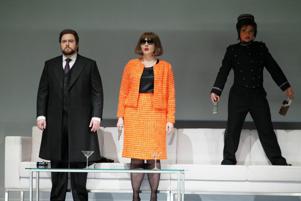 L'amour des trois oranges - Deutsche Oper Berlin
