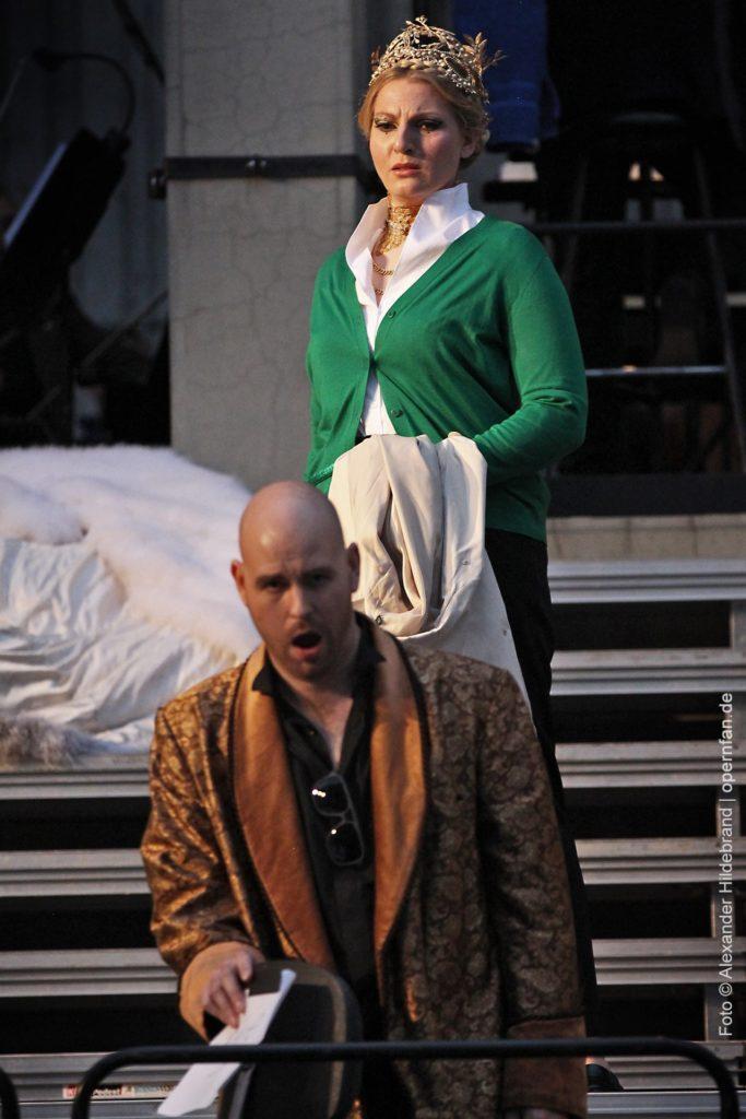 Das Rheingold auf dem Parkdeck - Deutsche Oper Berlin